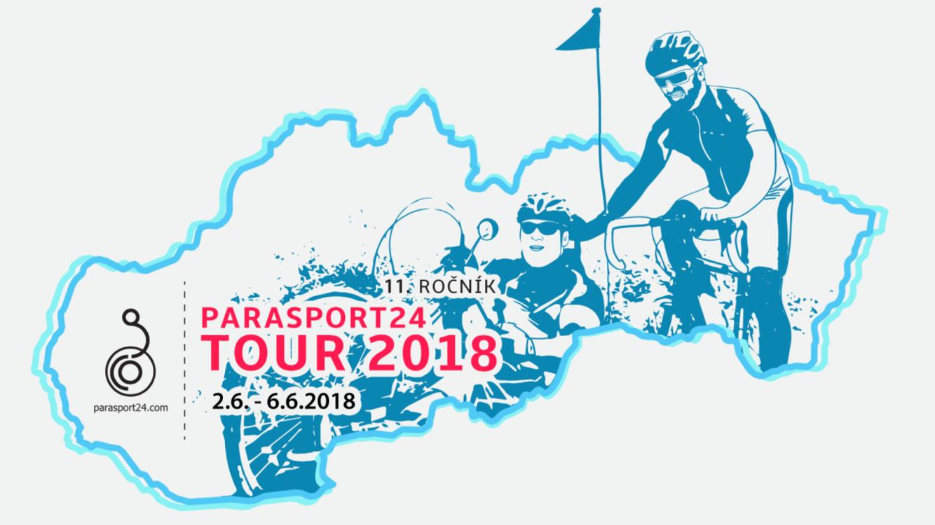 Parasport24 tour 2018 / 11. ročník